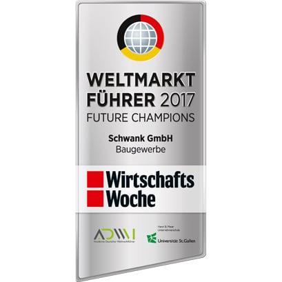 Weltmarktführer 2017