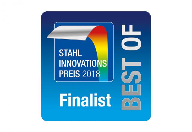 Auszeichnung: Der Dunkelstrahler deltaSchwank gehört zu den Finalisten des Stahl-Innovationspreises 2018.