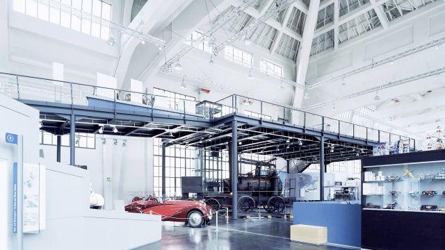 Anwendungsbereiche Werkstätten & Showrooms