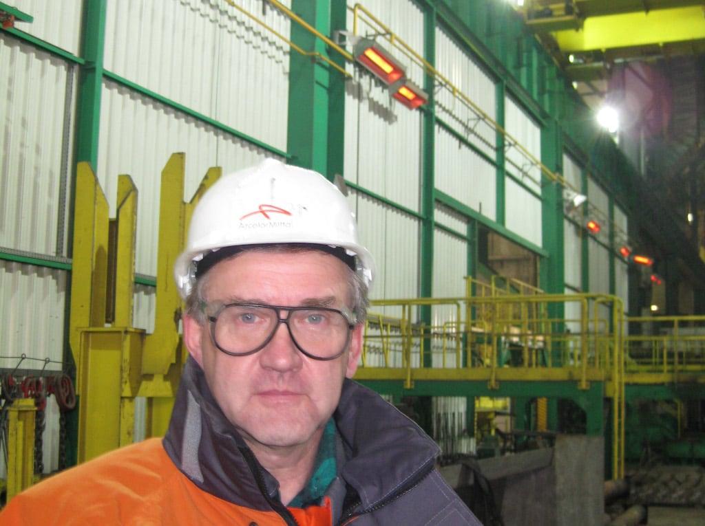 Arcelormittal Instandhaltungsleiter