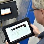 Die Regelung SchwankControl Touch entwickelt von Schwank.