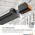 Titelbild der deltaSchwank Broschüre.